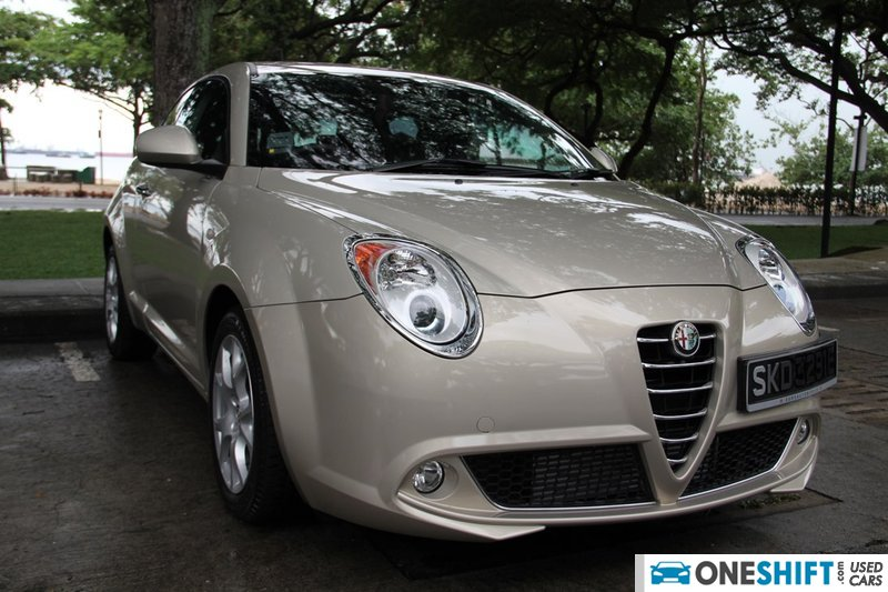 Car Depreciation Calculator >> Used Alfa Romeo MiTo 1.4 TB Car in Singapore @ Price SGD ...