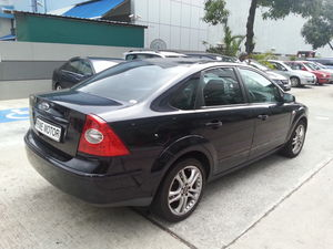 Ford FOCTA4 2007