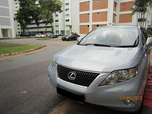 Used lexus Cars for Sale in Singapore - Oneshift com