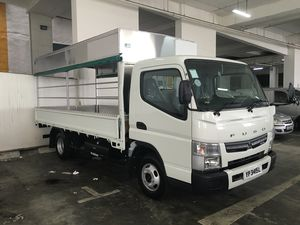 Mitsubishi Fuso Canter FEB21  2016