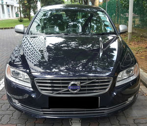 Volvo S80 T5 2.0 A/T 2WD