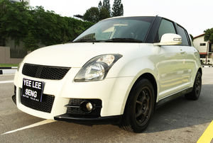 Suzuki Swift Sport 1.6 2009