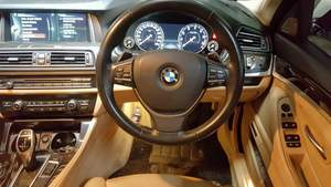 Bmw 535i At Nav Dsc Led Sr Hud 2013