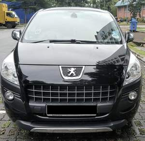 Peugeot 3008 Turbo 1.6 Adventure