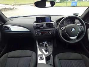 BMW MSERIES 135I 5DOOR 2012