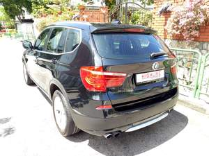BMW X3 xDrive28i Sunroof  2012