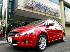 Mitsubishi Grandis 2.4A Sports Gear
