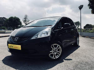 Honda Fit 1.3 G (A) (New 5-yr COE)