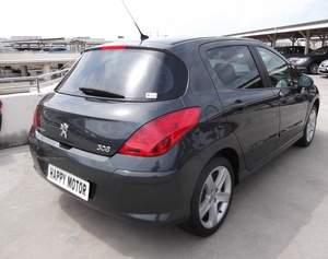Peugeot Peugeot 308 1.6A Turbo Glass Roof 2009