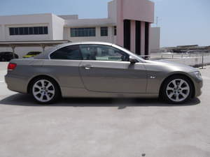 BMW BMW 3 Series 325i Convertible 2008