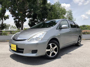 Toyota Wish 1.8 (A) (New 5-yr COE)