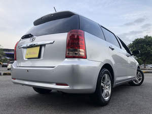 Toyota Wish 1.8 (New 5-yr COE) 2008