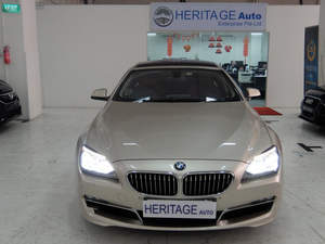 BMW 6 Series 640i Gran Coupe (A)