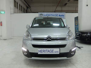 Citroën Berlingo 1.6 BlueHDi (A)