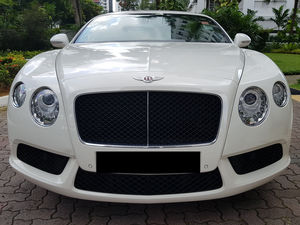 Bentley Continental GT 4.0 V8 (A)