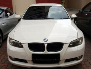 BMW 3 Series 325i Coupe XL (New 10-yr COE) 2008