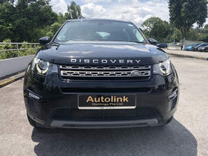 Land Rover Rover Discovery Sport 2.0 Si4 7-Seater (A)