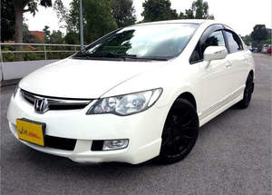 Honda Civic 1.8 (A) (New 5-yr COE)