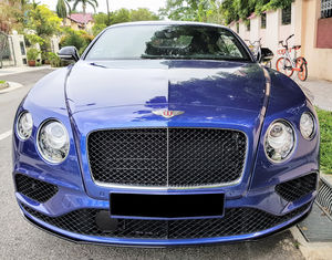 Bentley Continental GT V8 S 4.0 (A)