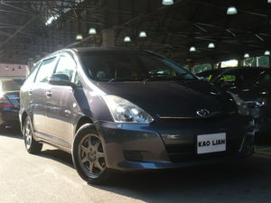 Toyota Wish 1.8A (New 5-yr COE)