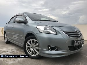 Toyota Vios 1.5A E Sports