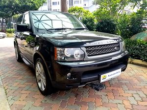 Land Rover Range Rover Sport 5.0 V8 Supercharged (A)