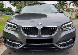 BMW 2 Series 220i Coupe (A)