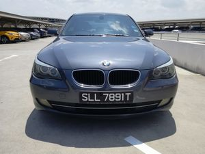 BMW 5 Series 520i  (A) (New 10-yr COE)