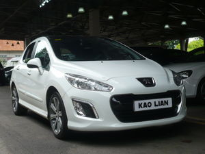 Peugeot 308 1.6A Turbo Allure Glass Roof (OPC) (OPC)