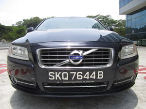 Volvo S80 2.5A T5