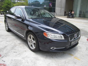 Volvo S80 2.5A T5 2010