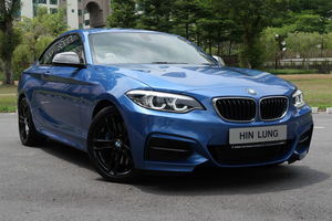 BMW M Series M240i Coupe (A)