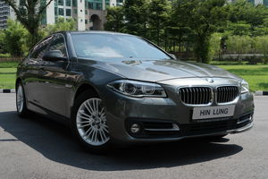 BMW 5 Series 520i Luxury (A)