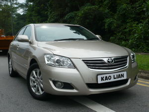 Toyota Camry 2.0 (A) (New 10-yr COE)