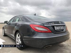 Mercedes-Benz CLS-Class CLS350 Sunroof 2011