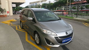 Mazda 5 2.0 Sunroof  (A)