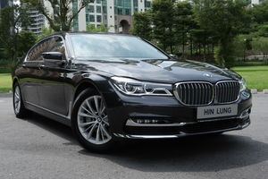 BMW 7 Series 730Li Sunroof (A)