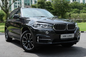 BMW X5 XDrive35i Pure Excellence (A)