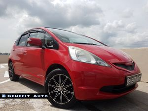 Honda Fit 1.3A G (New 5-yr COE) 2008