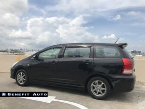 Toyota Wish 1.8A (New 5-yr COE) 2008
