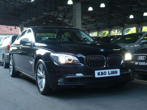 BMW 7 Series 740i (A) (New 10-yr COE)