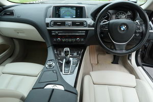 BMW 6 Series 650i Gran Coupe 2012