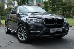 BMW X6 XDrive35i Sunroof (A)