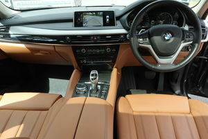 BMW X6 XDrive35i Sunroof 2016