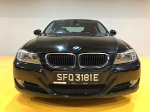 BMW 3 Series 318i (A) (New 10-yr COE)