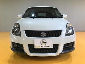 Suzuki Swift Sport 1.6A (New 5-yr COE)
