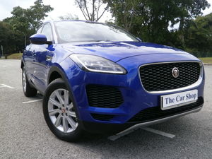 Jaguar E-PACE 2.0A S (249PS)