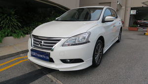 Nissan Sylphy 1.6 Signature Series 2016