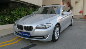 BMW 5 Series 520i Highline 2013