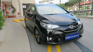 Honda Jazz 1.5 RS  2017